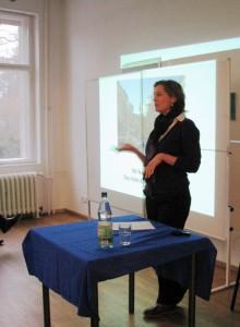 Referentin Dr. Irene von Götz