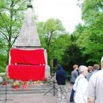 Kundgebung am 8.Mai 2013 in Buch